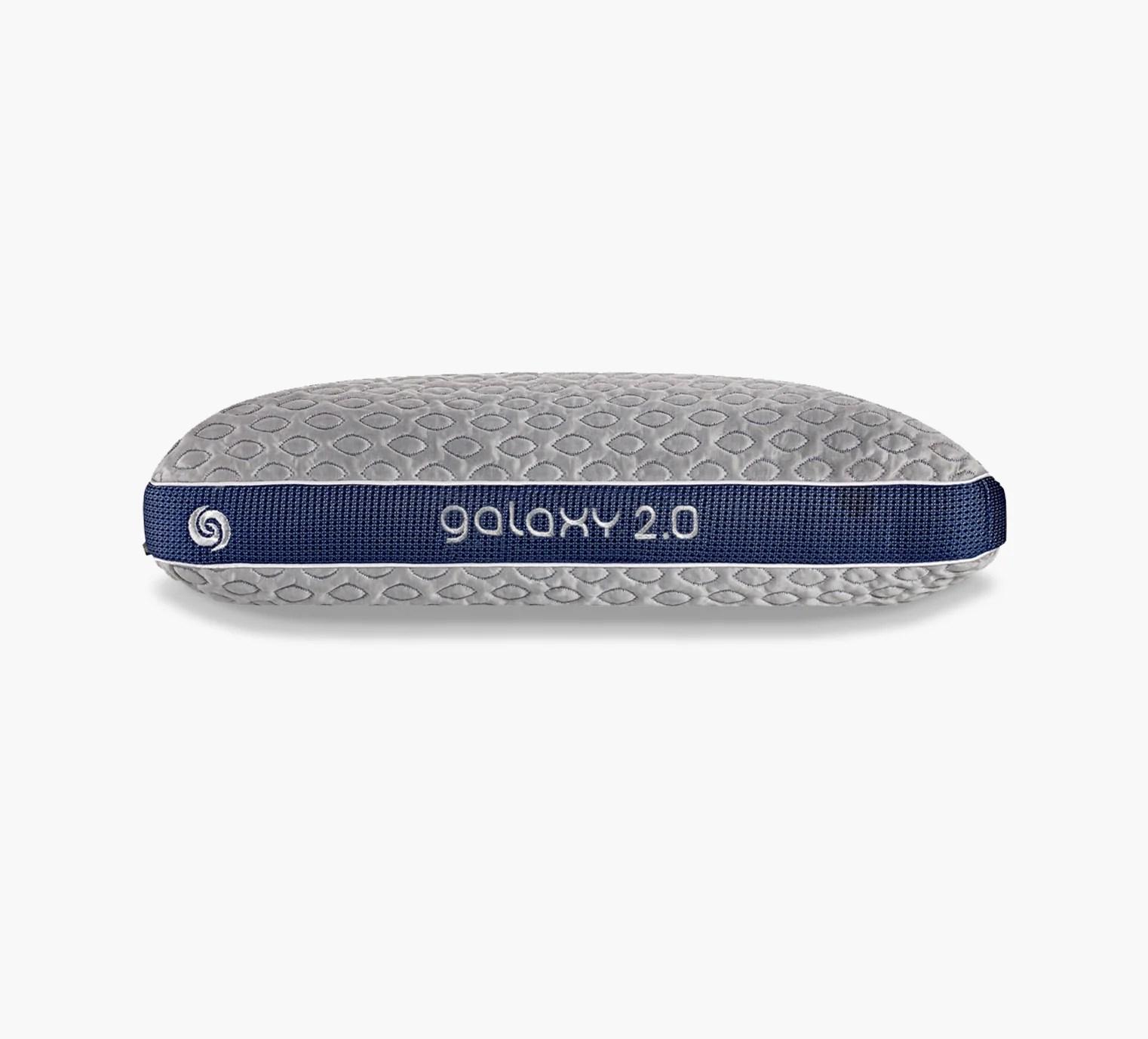 bedgear galaxy 2 0 back sleeper pillow