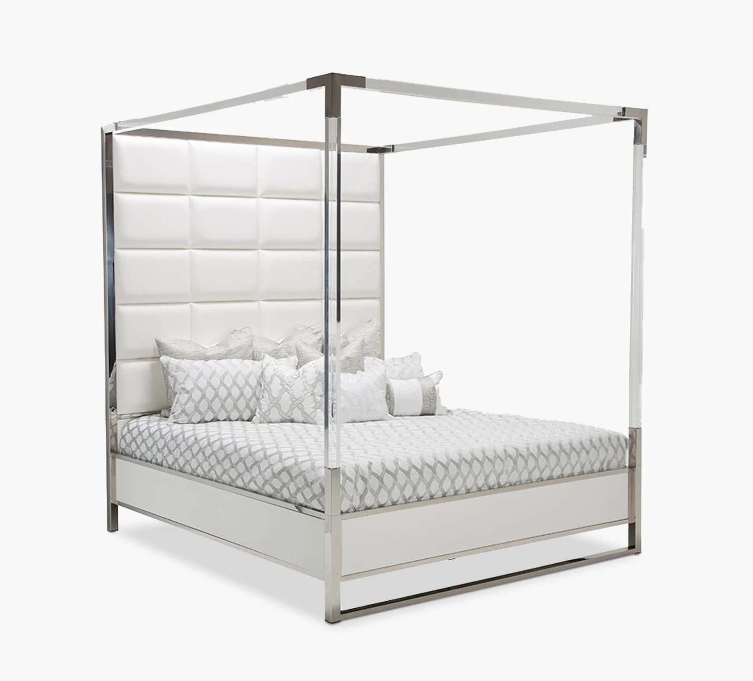 state street queen canopy bed