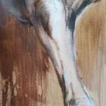 Running Horses Painting Equine Art Arabian Horse Art Large Horse Painting Artexplore