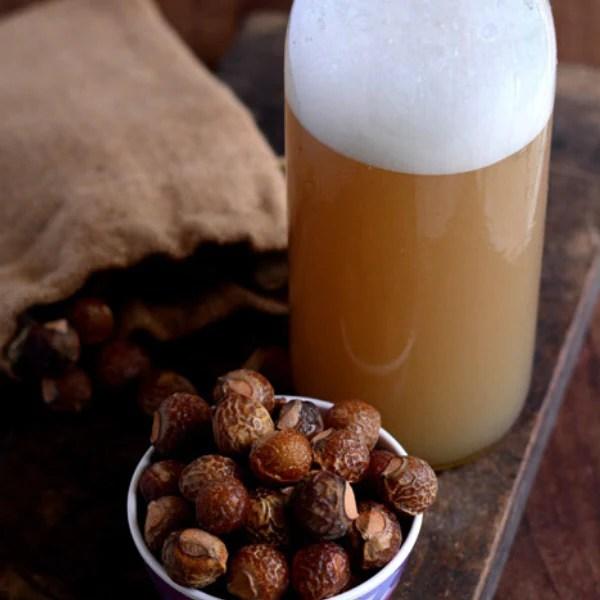 soap nut concentrate liquid
