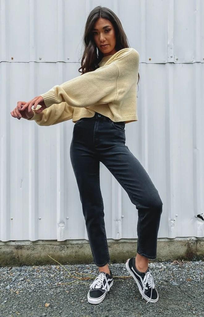 Abrand A '94 High Slim Jeans 90210 4