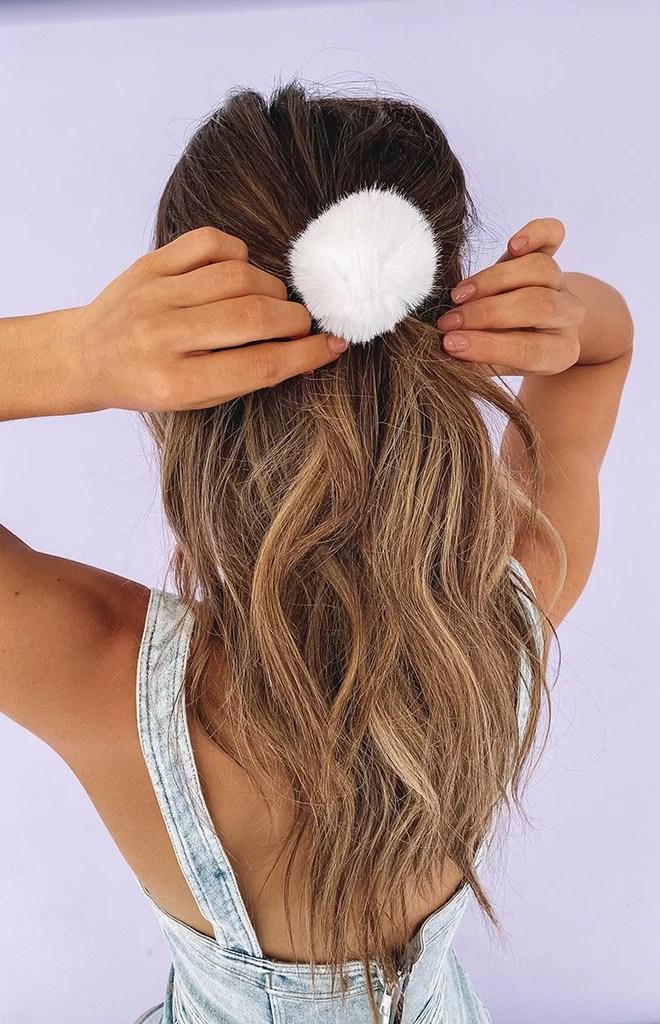 Eclat Girl Power Hairband White 2
