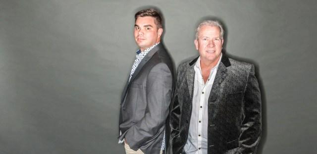 Picture of Ken Webster and Steve Johnson