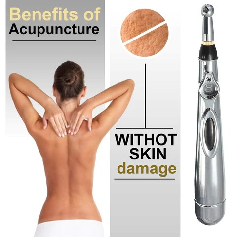 Benefits of electric acupuncture pen
