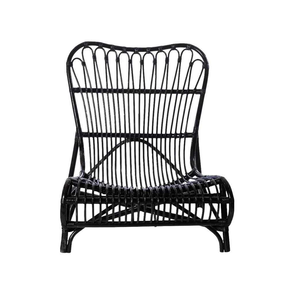rattan lounge chair colone