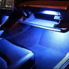 tesla ambient led interior lighting kit