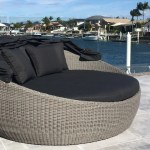 Shop Modern Outdoor Wicker Daybeds Online United House
