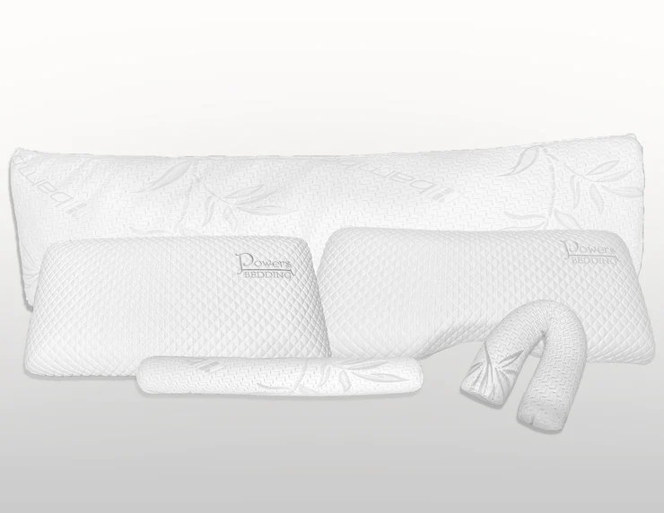 bamboo body pillow