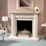 Individually Hand Carved Natural Marble And Limestone Fireplaces Montpellier Natural Stone