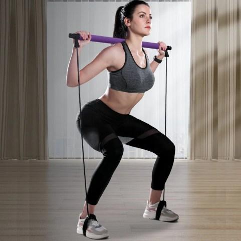 Booty Flex™ Pilates Workout Bar