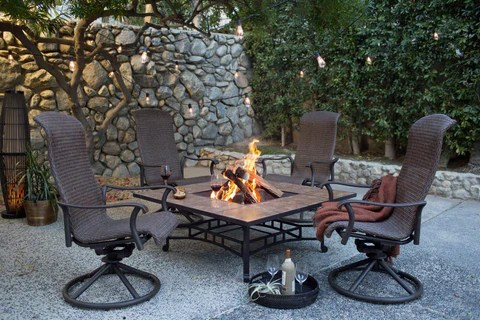 fire pit seating ideas for 2021
