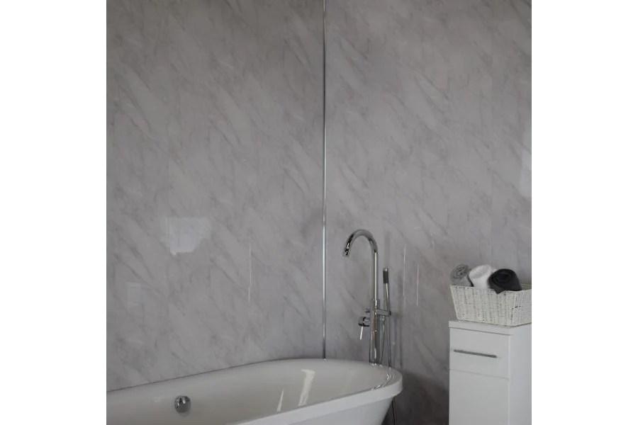 using waterproof pvc shower panels