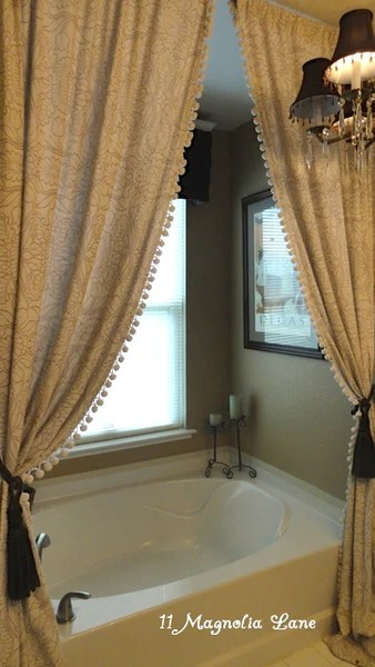upscale shower curtains
