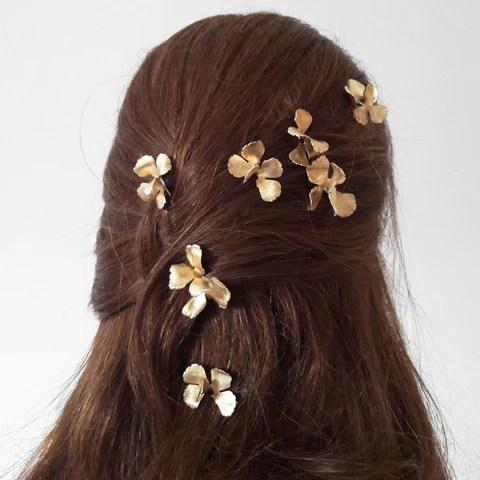 Moss Hairpins, Happily Ever Borrowed, Maison Sabben