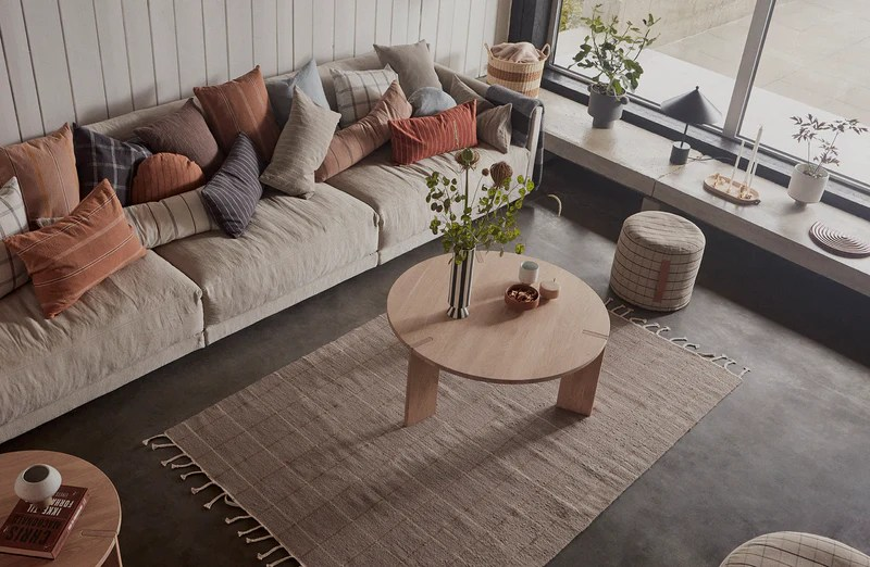 oy coffee table large nature