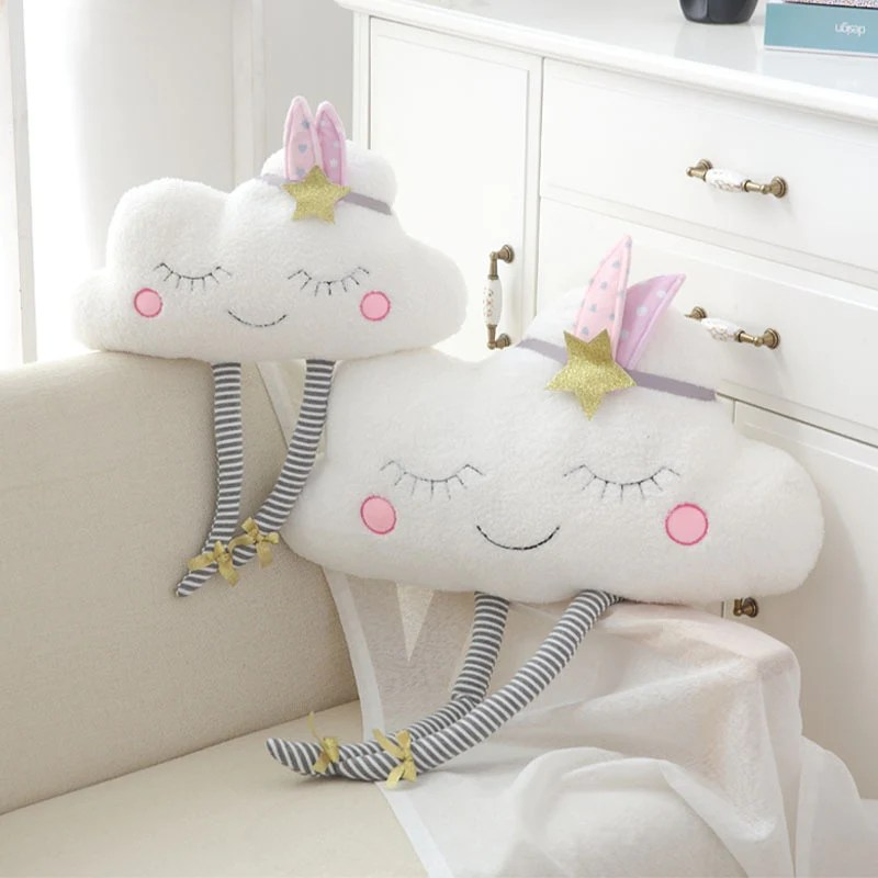 cloud 9 decorative pillows all things baby and kids