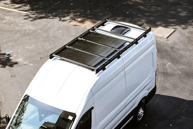 Low Pro Roof Rack Transit 148 High