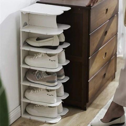 etagere et casier a chaussures pratique