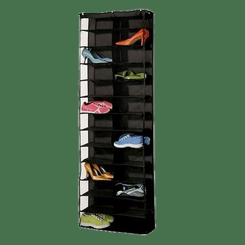 range chaussure a suspendre rangement