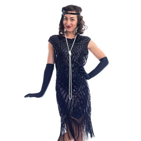 1920s Flapper Dress | Flapper Style Dress