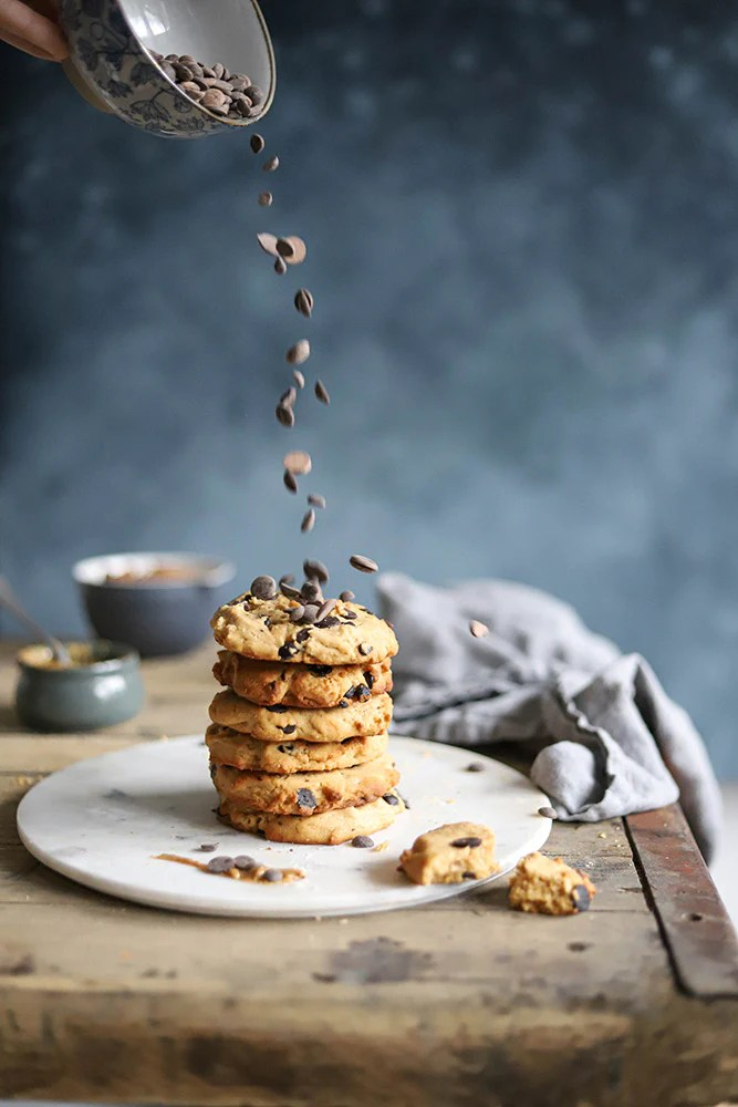 cookies, photo culinaire