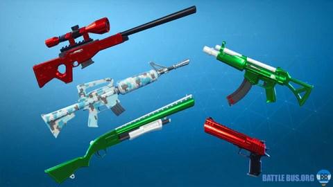 fortnite weapon wraps
