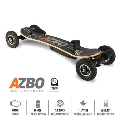 Image result for azbo offroad skateboard