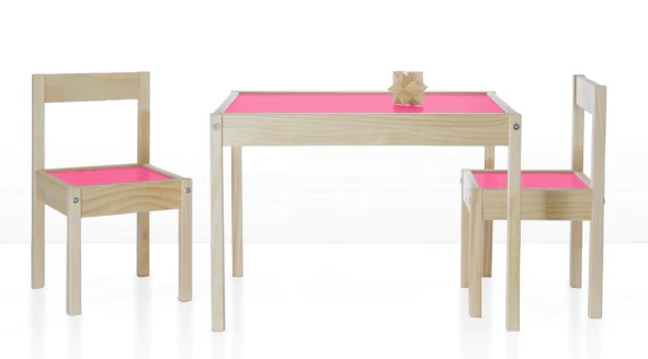 PANYL Available For IKEA LTT KIDS TABLE Amp CHAIR SET