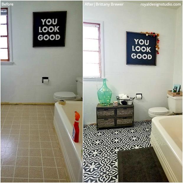 14 reasons floor stencils are better