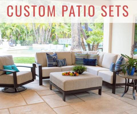 custom patio sets san diego greathouse