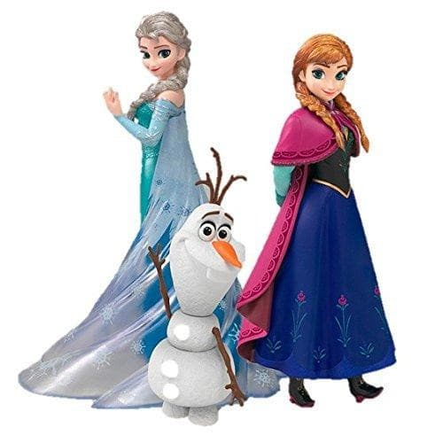 Frozen Special Box Elsa Anna Olaf Figuarts Zero Ninoma Ninoma