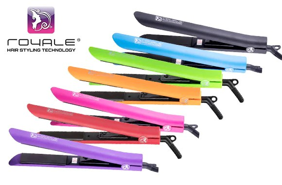 royale ceramic flat iron with a 5 year warranty taxes included 82 off