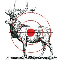 free printable shooting target # 24
