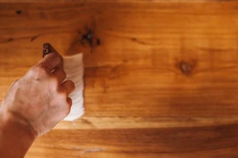 Polyuretánová povrchová úprava