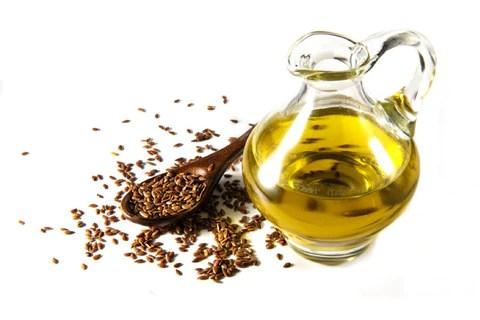 olej z ľanových semienok