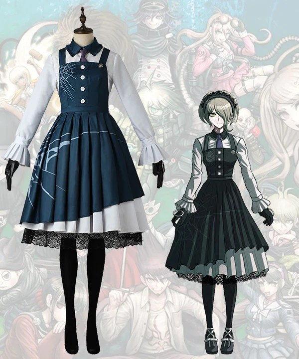 Danganronpa V3: Killing Harmony Kirumi Tojo Cosplay Costume