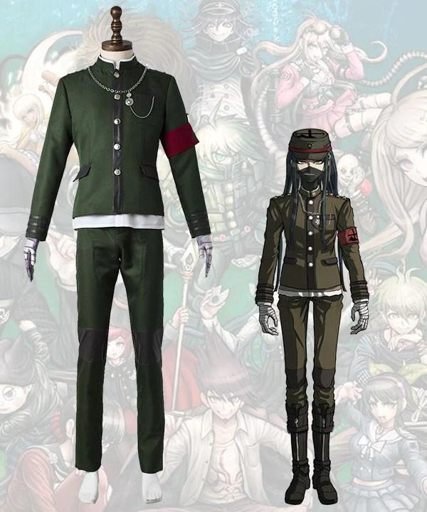 Danganronpa V3: Killing Harmony Korekiyo Shinguji Cosplay Costume