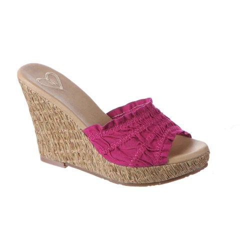 Alisa Summer Wedge, $35 by MADELINE