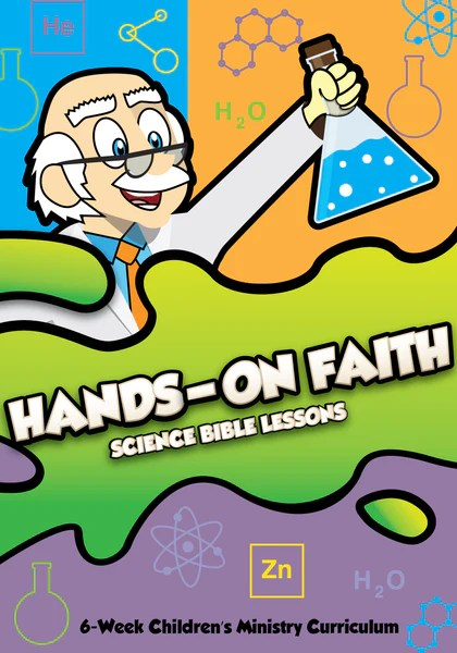 Hands On Faith Childrens Curriculum Childrens Ministry