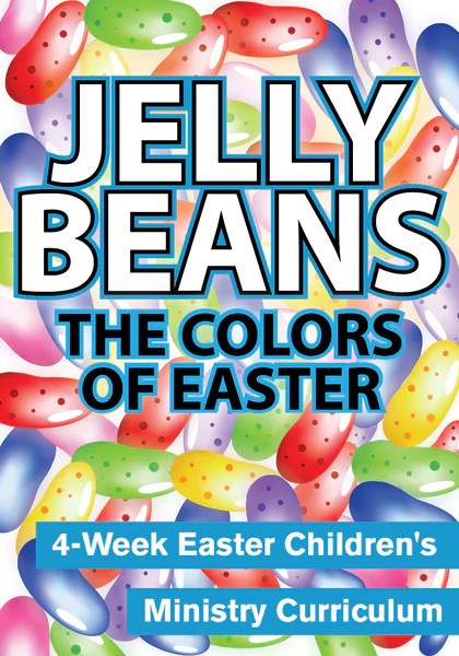 Jelly Beans Childrens Ministry Curriculum Childrens