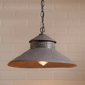 vintage farmhouse pendant lighting