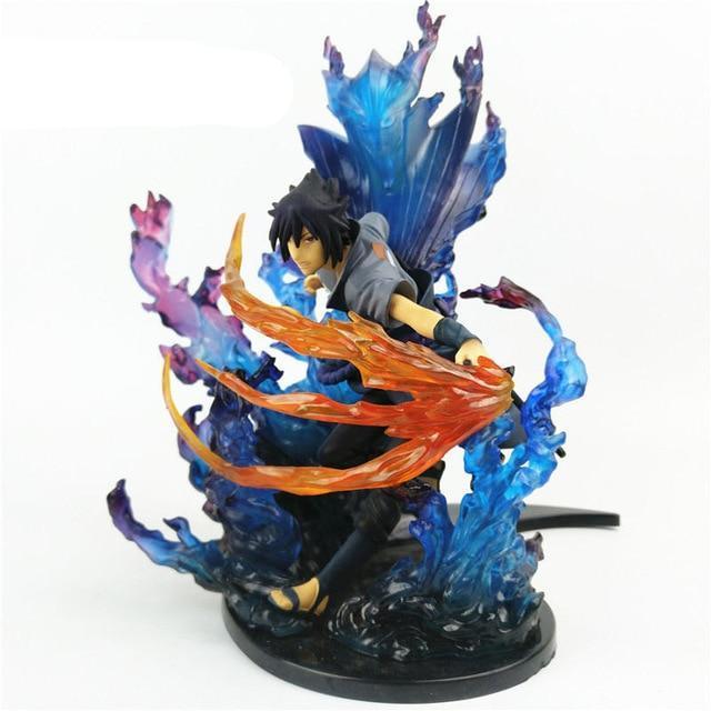 Naruto X Sasuke X Itachi Susanoo Action Figure Shinrai S Anime Shop