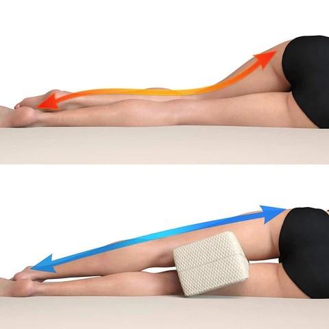 orthopedic knee pillow