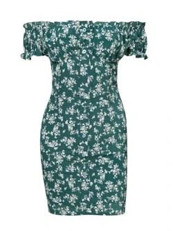 Annisa Off the Shoulder Mini Dress