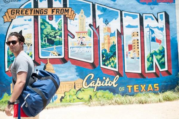 Hudson Sutler's Definitive Guide to Austin Texas