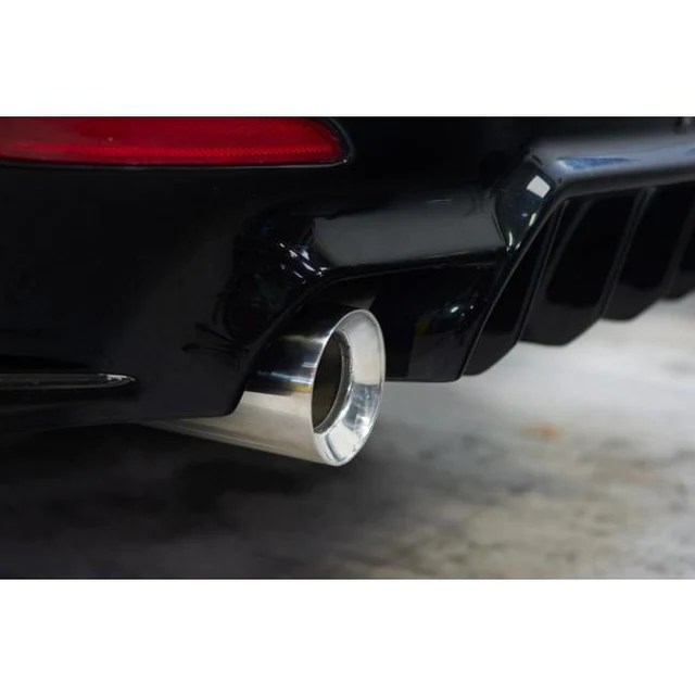 bmw m135i 3 5 tailpipes m