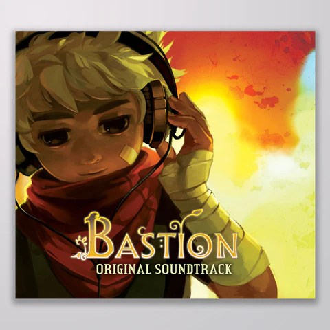 Bastion Original Soundtrack (Digital Download)