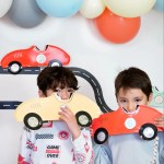 Modern Race Car Party Ideas Momo Party
