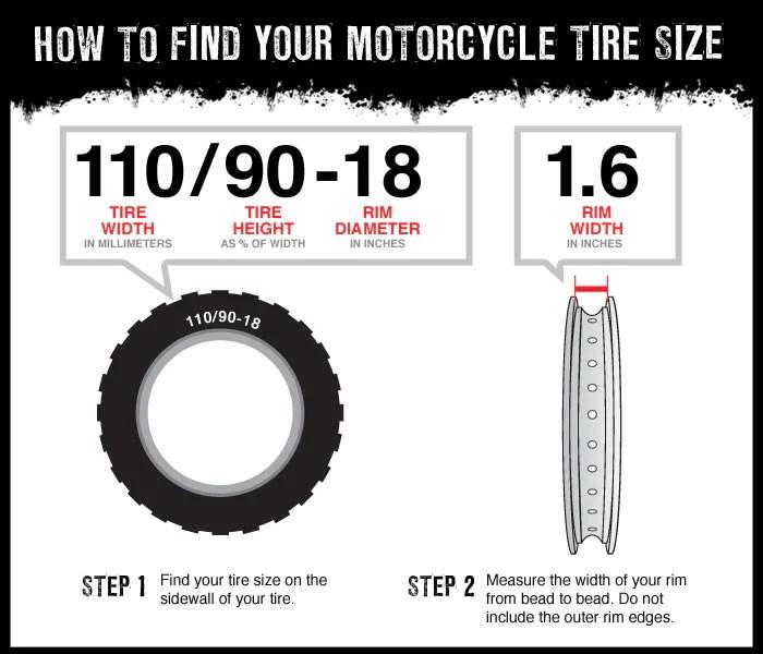 19 Motorcycle Wheels Vs 26 Bicycle