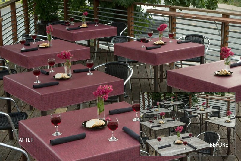 table cover photo gallery americo
